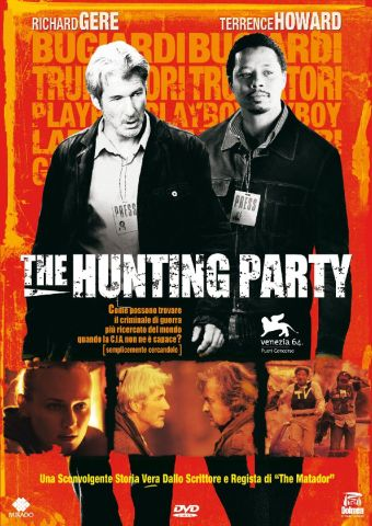 The Hunting Party, Azione, Drammatico, Usa