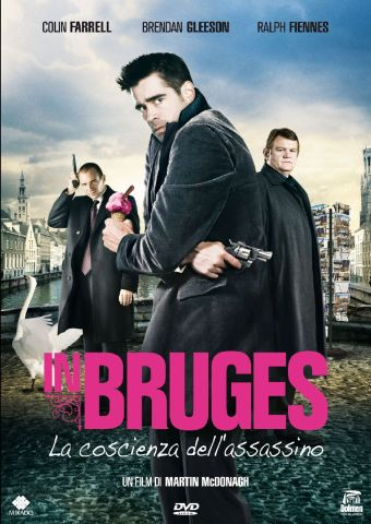 In Bruges - La coscienza dell'assassino, Commedia, Noir, Belgio