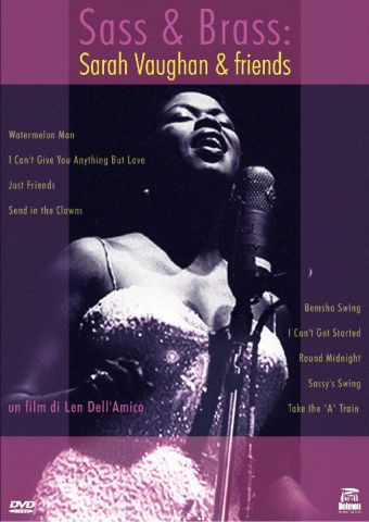 Sass & Brass: Sarah Vaughan & Friends, Documentario, Musica, Usa