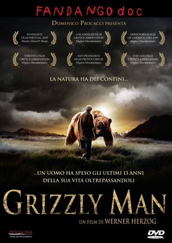 Grizzly man, Documentario, Usa, Canada