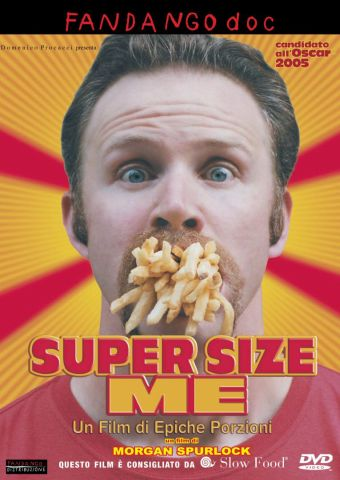 Supersize me, Documentario, Usa
