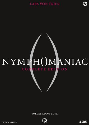 Nymphomaniac - Complete Edition dvd ,