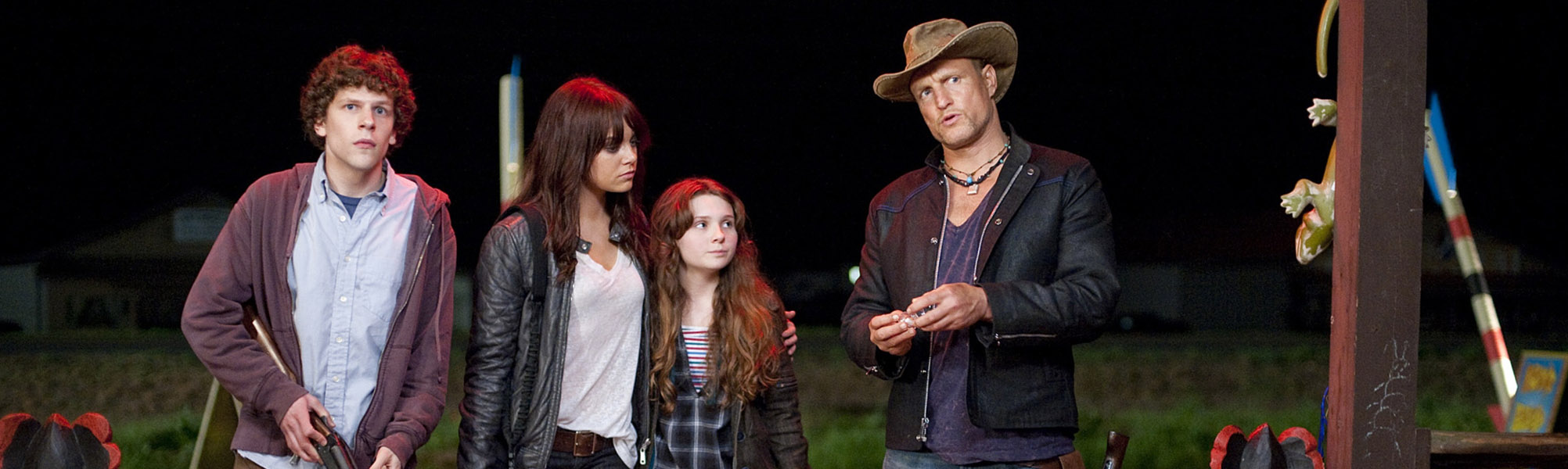 Benvenuti a Zombieland in 4K Ultra HD!