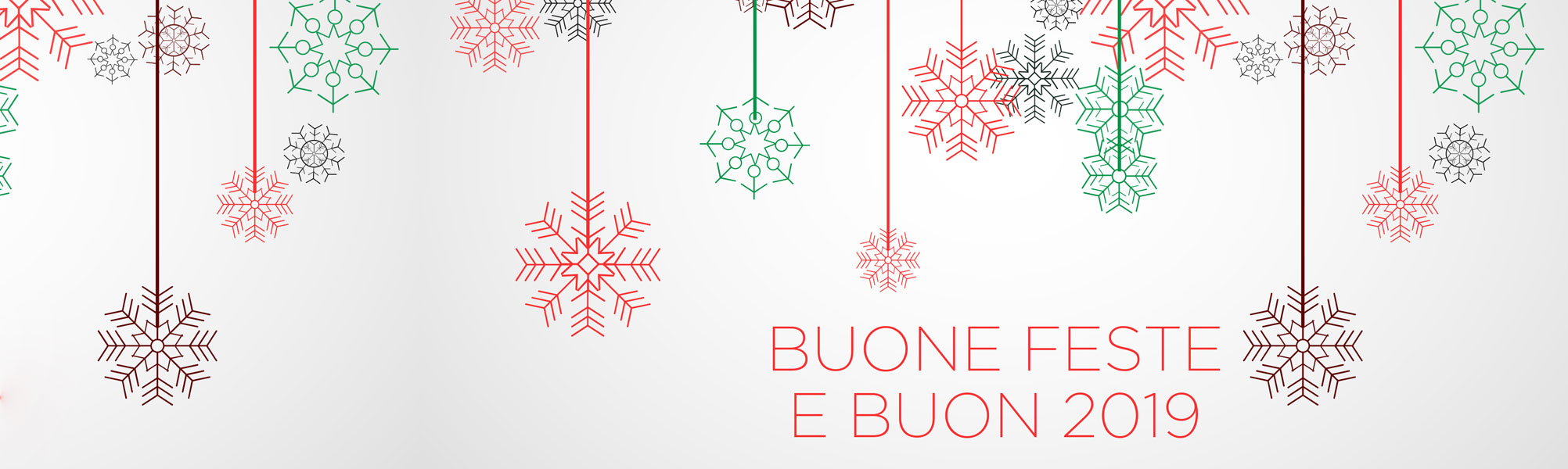 Buone Feste e Buon 2019 da CG Entertainment!